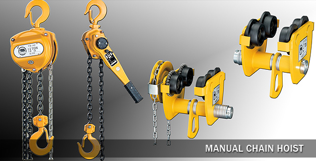 manual chain hoist the official black bear usa